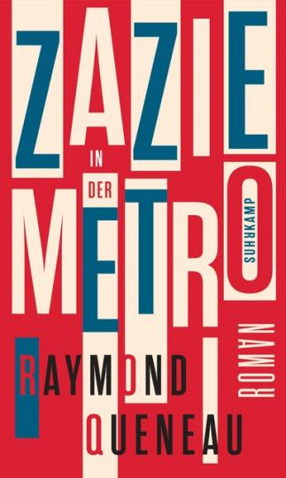 Raymond Queneau: Zazie in der Metro