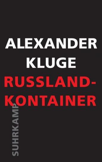 Alexander Kluge: Russland-Kontainer