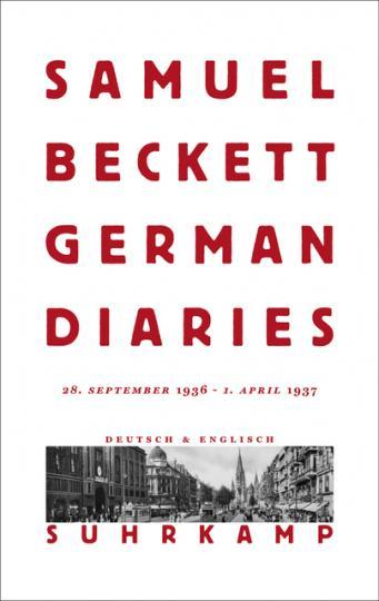 Samuel Beckett: German Diaries