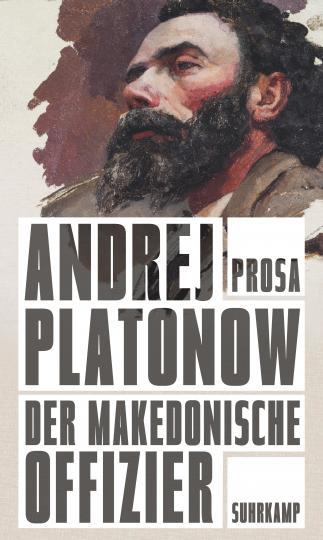 Andrej Platonow: Der makedonische Offizier