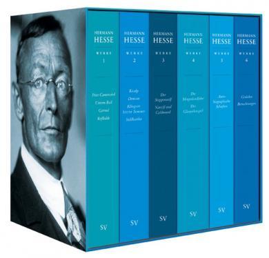 Hermann Hesse, Volker Michels: Ausgewählte Werke