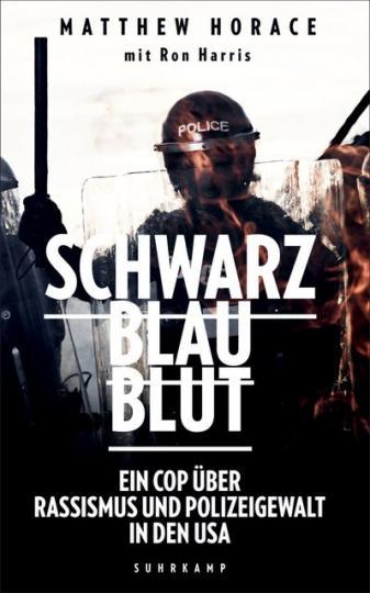 Matthew Horace: Schwarz Blau Blut