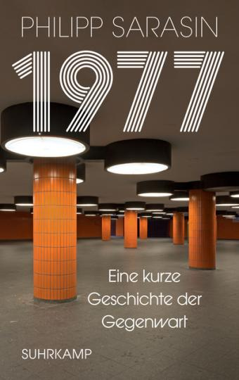 Philipp Sarasin: 1977