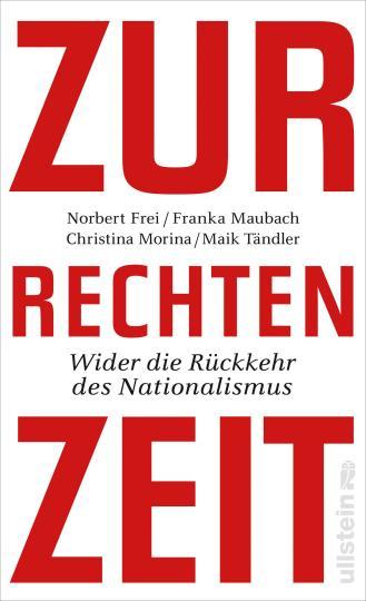 Frei, Maubach, Morina, Tändler: Zur rechten Zeit