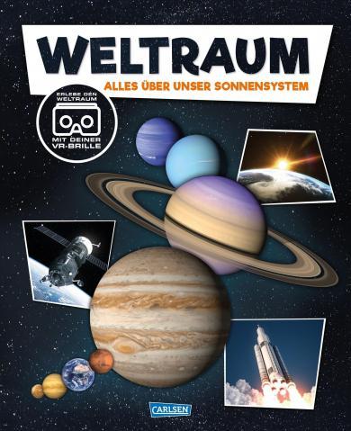 Assata Frauhammer, Igor Dolinger, Dolinger, Igor: Carlsen Clever: Weltraum