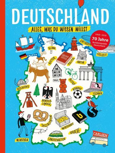 Anika Kreller, Christa Roth, Sebastian Schneider, Friederike Schröter, Brauns Sebastian, Christine Stahr, Wendy Panders: Deutschland