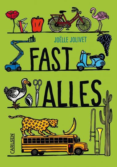 Laura Jaffé, Joëlle Jolivet: Fast alles