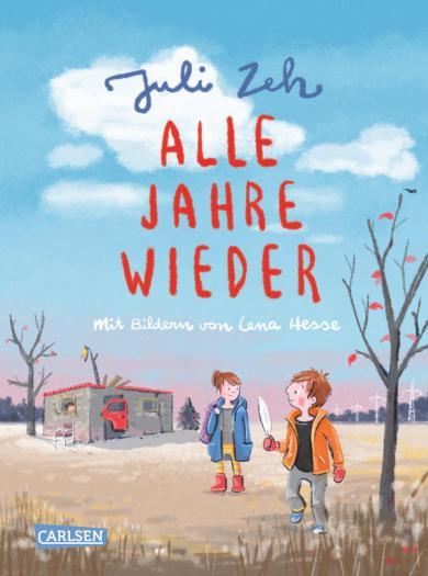 Juli Zeh, Lena Hesse: Alle Jahre wieder