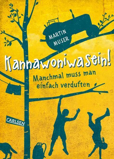 Martin Muser: Kannawoniwasein - Manchmal muss man einfach verduften