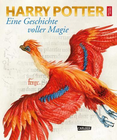 J.K. Rowling, British Library: Eine Geschichte voller Magie