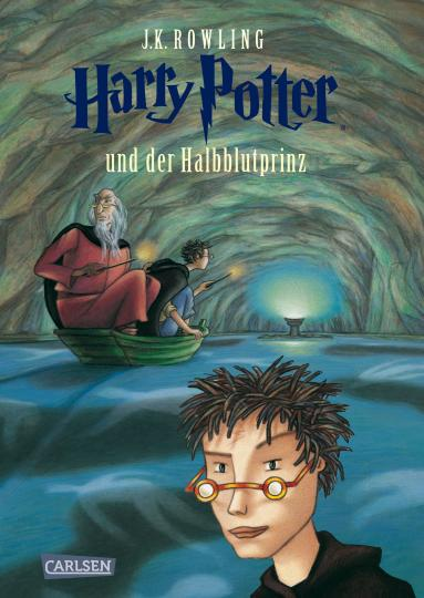 J.K. Rowling: Harry Potter und der Halbblutprinz (Harry Potter 6)