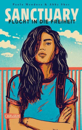 Paola Mendoza, Abby Sher: Sanctuary – Flucht in die Freiheit