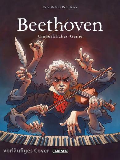 Peer Meter, Rem Broo: Beethoven