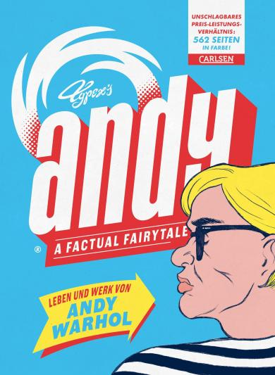 Typex: Andy – A Factual Fairytale