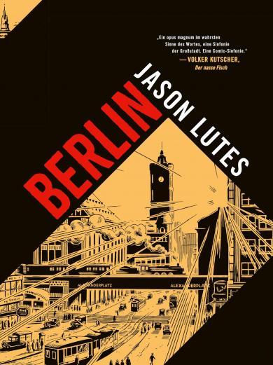 Jason Lutes: Berlin: Gesamtausgabe