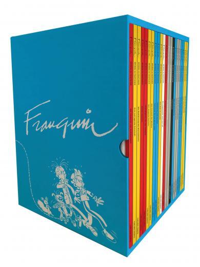André Franquin: Spirou & Fantasio: Schuber: Spirou und Fantasio von Franquin