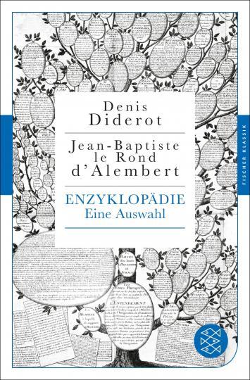 Denis Diderot, Jean-Baptiste le Rond d'Alembert, Günter Berger: Fischer Klassik / Enzyklopädie