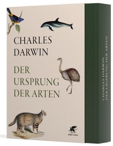 Charles Darwin: Der Ursprung der Arten