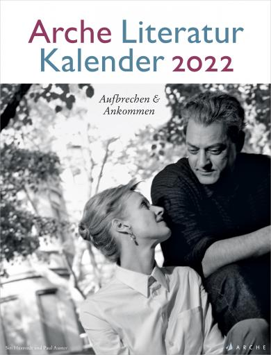 Arche Literatur Kalender 2022