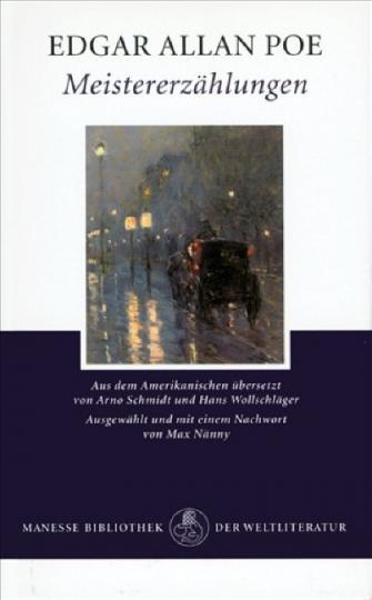 Edgar Allan Poe: Meistererzählungen