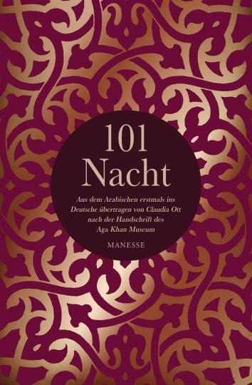 Ott, Claudia: 101 Nacht