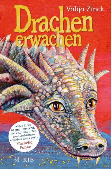 Valija Zinck, Annabelle von Sperber: Drachenerwachen