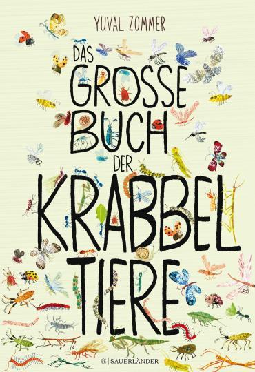 Yuval Zommer: Das große Buch der Krabbeltiere