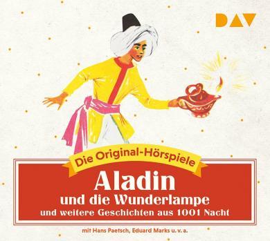 Diverse, Kuhn, Felicitas, Felicitas Kuhn: Aladin und die Wunderlampe und weitere Geschichten aus 1001 Nacht