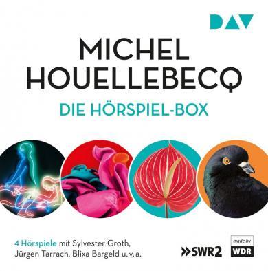 Michel Houellebecq: Die Hörspiel-Box