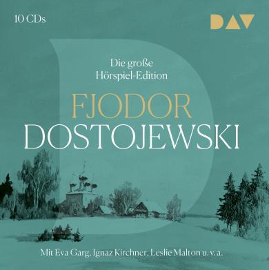 Fjodor Dostojewski: Die große Hörspiel-Edition