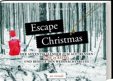 Lotte Kinskofer: Escape Christmas - Adventskalender