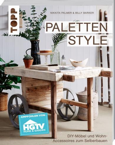 Billy Barker, Nikkita Palmer: Paletten Style