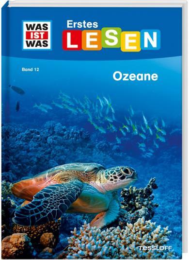 Christina Braun: WAS IST WAS Erstes Lesen Band 12 Ozeane