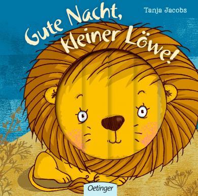 Lena Kleine Bornhorst: Gute Nacht, kleiner Löwe!
