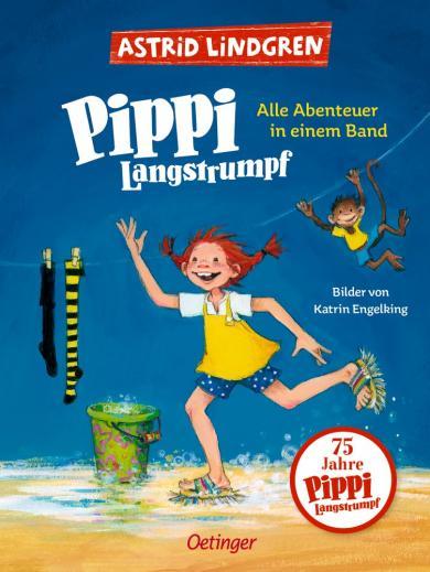 Astrid Lindgren, Katrin Engelking: Pippi Langstrumpf