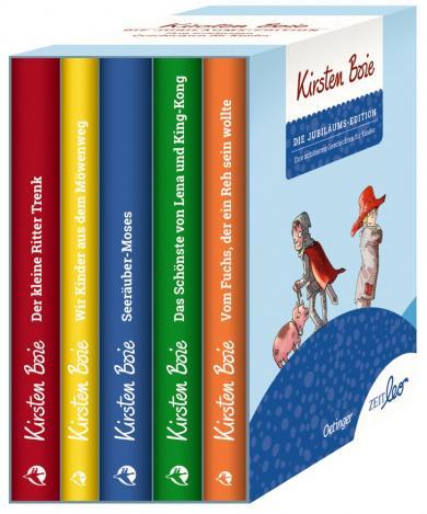Kirsten Boie, Silke Brix, Katrin Engelking, Barbara Scholz: Kirsten Boie. Die Jubiläums-Edition