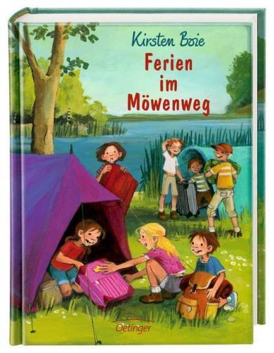 Kirsten Boie, Engelking, Katrin: Ferien im Möwenweg