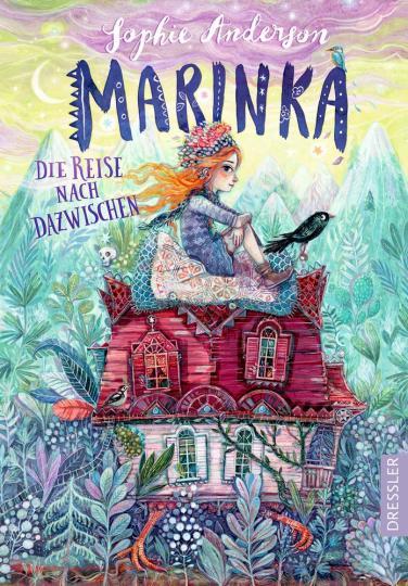 Sophie Anderson, Eva Schöffmann-Davidov: Marinka