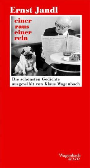 Ernst Jandl, Klaus Wagenbach: Einer raus, einer rein