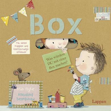 Min Flyte, Rosalind Beardshaw: Was würdest Du mit einer Box machen?