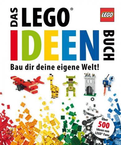 Daniel Lipkowitz: Das LEGO Ideen-Buch