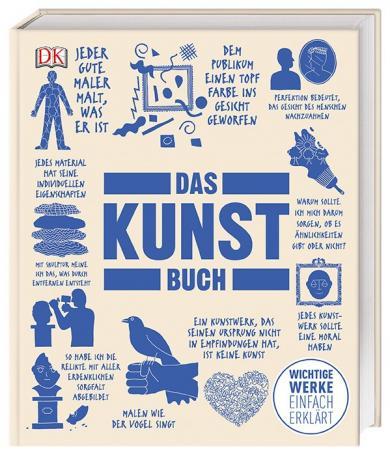 Caroline Bugler, Ann Kramer, Marcus Weeks, Maud Whatley, Iain Zaczek: Das Kunst-Buch