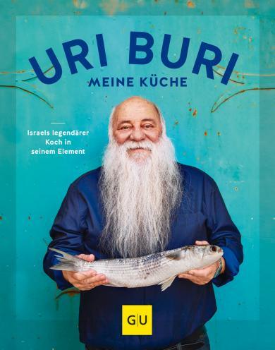 Uri Jeremias, Matthias F. Mangold: Uri Buri - meine Küche
