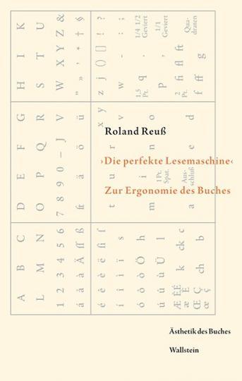 """Roland Reuß: """"Die perfekte Lesemaschine"""""""