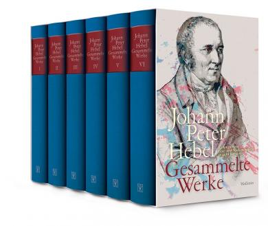 Johann Peter Hebel: Gesammelte Werke
