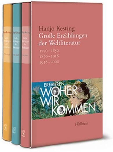 Hanjo Kesting: Große Erzählungen der Weltliteratur