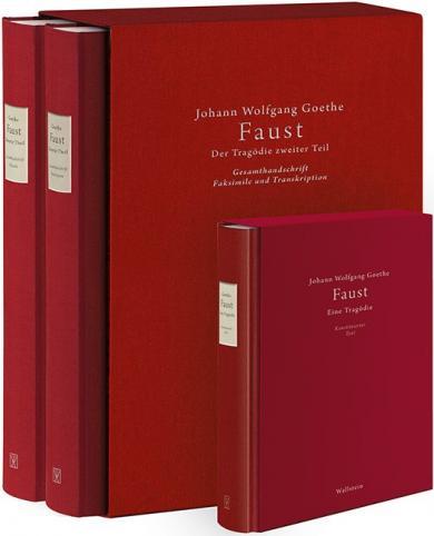 Johann Wolfgang Goethe, Anne Bohnenkamp, Silke Henke, Fotis Jannidis: Faustedition komplett