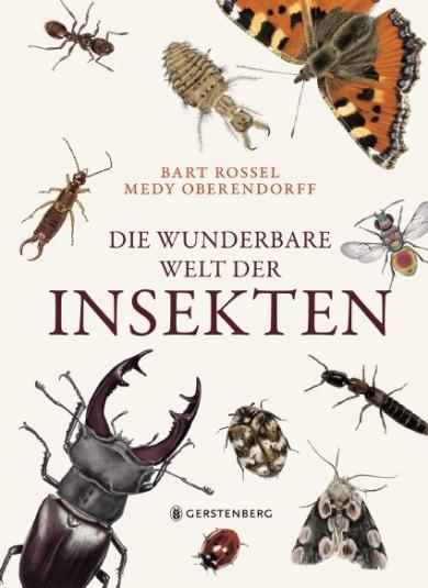 Bart Rossel, Medy Oberendorff: Die wunderbare Welt der Insekten