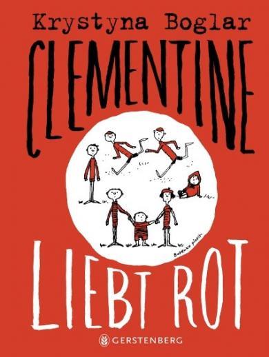 Krystyna Boglar, Bohdan Butenko: Clementine liebt Rot