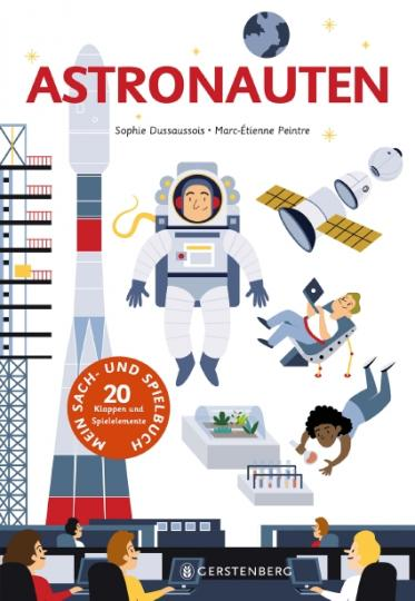 Sophie Dussaussois, Marc-Étienne Peintre: Astronauten